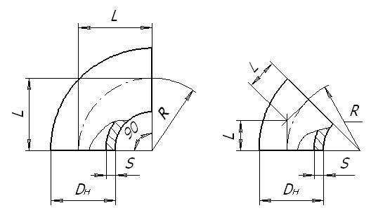 Отвод ГазТУ 102-488/1-05