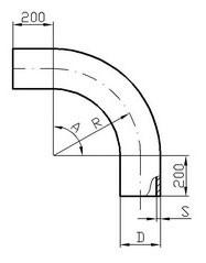 Отводы ТУ 51-515-91