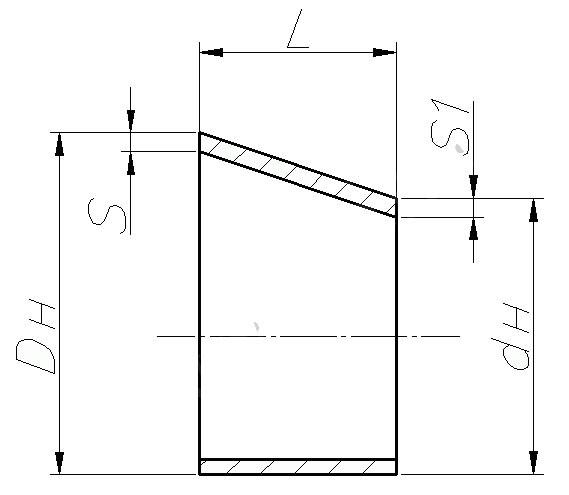 Переход ТУ 102-488-95 ПШС/ЭПШС
